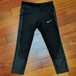 Nike Dri Fit Running Workout Leggings Tights